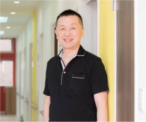 代表取締役 平澤の写真